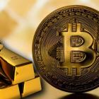 cryptocurrency bitcoin of goud