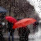 Vanaf woensdagforse regen, storm en wind in Spanje