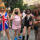 fancy dress benidorm
