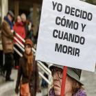 Artsencolleges van Madrid keren zich tegen nieuwe euthanasiewet