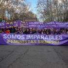 Spaanse regering en feministen verdeeld over Internationale Vrouwendag