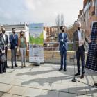 Spanje start pioniersproject voor collectief gebruik zonne-energie