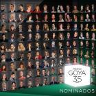 Malaga organiseert de 35e Goya Awards